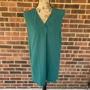NWT Nordstrom Leith box short sleeve dress
